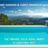 THE PRIVATE POOL PARTY