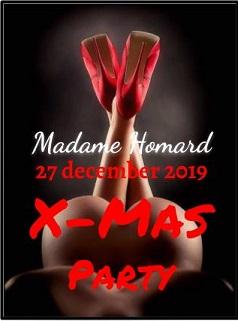 X-Mas Party by Madame Homard